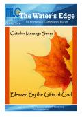 October, 2014 - Minnetonka Lutheran Church
