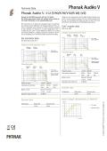 Phonak Audéo V-312 (V90/V70/V50/V30) (xS)