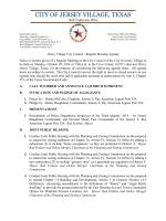 Regular Agenda for 10-20-2014 - Constant Contact