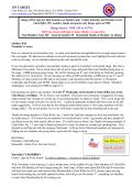 Newsletter - Clark Rifles