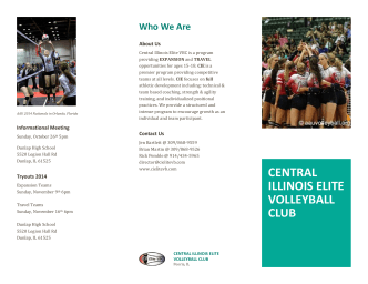 2014-15 CIE Flier.pdf - Central Illinois Elite VBC