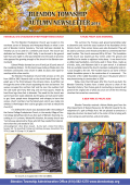 blendon township autumn newsletter2014 blendon township