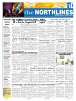 Happy Diwali - The North Lines