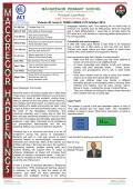 Newsletter Week 2 Term 4 2014 - Macgregor Primary School
