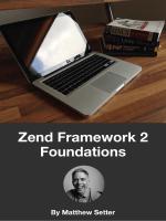 Zend Framework 2 Foundations - Leanpub