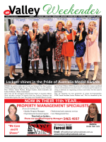 PROPERTY MANAGEMENT SPECIALISTS - The Valley Weekender