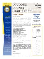 loudoun county high school - Loudoun County Public Schools