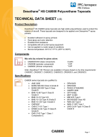 CA8000 TECHNICAL DATA SHEET (US) - PPG Industries