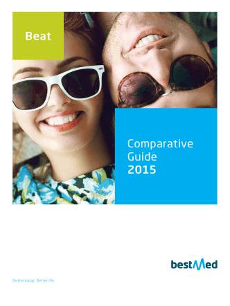 Bestmed Beat Option Brochure - 2015 - classmed.co.za
