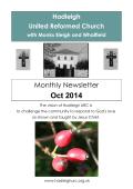 Oct 2014 - Hadleigh, Suffolk URC