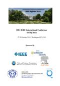 2014 IEEE International Conference on Big Data - Drexel University