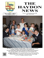 HN 2014 November.pub - Haydon News