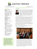 Current Issue - Friends of the Sacramento Public Library