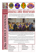 5M9 SERVICE JOURNAL - District 5M9