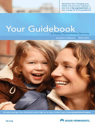 2010-2011 Southern California regional guidebook - Etiwanda