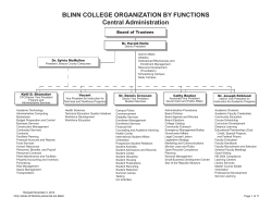 Board of Trustees - Blinn College