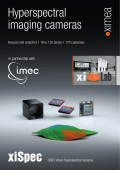 xiSpec Hyperspectral imaging cameras - Ximea