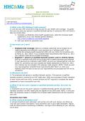 Hartford HealthCare 2015 Wellness Credit FAQs - RedBrick Health