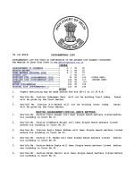 notes seating arrangement(special bench matters) - Delhi High Court