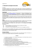 Erster Elternbrief im Schuljahr 2014-15 - Wittelsbacher-Realschule