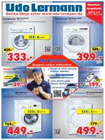 Aktuelle Angebote Fachmarkt - Udo Lermann