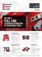 FULL LINE - Torbram Electric Supply