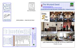 The Mustard Seed - Christ UMC North Huntingdon