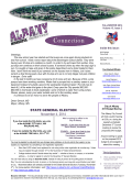 2014 Fall/Winter Newsletter - City of Albany
