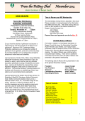 November 2014 Issue - Master Gardeners of Bergen County