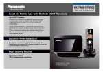 Panasonic KX-TW501/ Panasonic KX-TW502