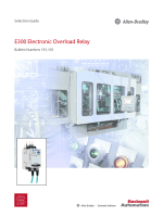 E300 Electronic Overload Relay Selection Guide - Rockwell