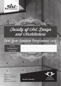 First Year Seminar Programme 2015 - University of Johannesburg