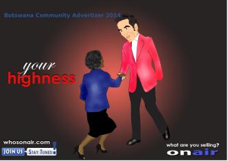 Botswana Community Advertizer 2014 Nov 04 - onair