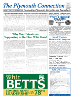 Why Your Friends are Supporting to Re-Elect Whit Betts!