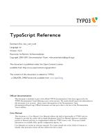 TypoScript Reference - JWeiland.net