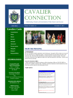Cavalier Connection - The Woodlands College Park High School