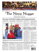 City loans NJUS $2.2 million with strings attached - The Nome Nugget