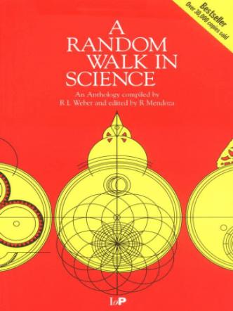 A random walk in science An