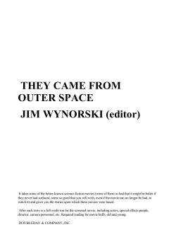 They Came From Outer Space.pdf