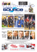 Thursday, November 13 Volume 10, Issue 21 - Lloydminster Source