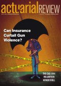 Can Insurance Curtail Gun Violence? - Casualty Actuarial Society