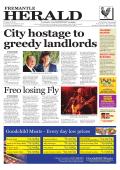 Freo losing Fly - Fremantle Herald