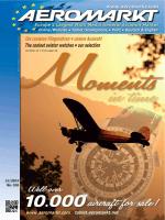 cessna - aktuelle Ausgabe - Aeromarkt