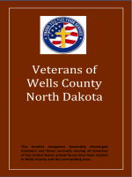 Veterans of Wells County North Dakota - Herald-Press