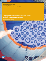 Employee Central and SAP ERP: Side-by-Side - SAP Help Portal