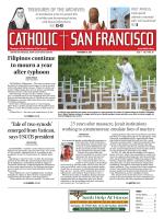 Current Issue - Catholic San Francisco