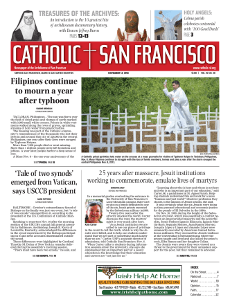 Current Issue - Catholic San Francisco