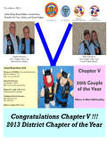 Chapter V Newsletter - GWRRA of Michigan