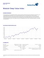 Modulor Deep Value Index - Solactive