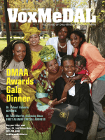 DMAA Awards Gala Dinner - Dalhousie University